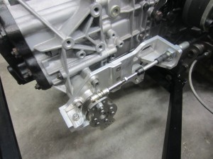 GT40 Shifter Backend Installed 3